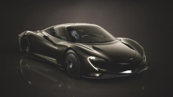 McLaren Speedtail wallpaper
