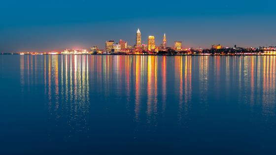 Light's of Cleveland wallpaper