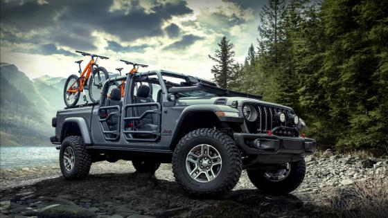 2020 Jeep Gladiator wallpaper