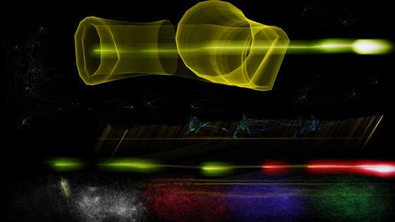 Sidereal Laser wallpaper
