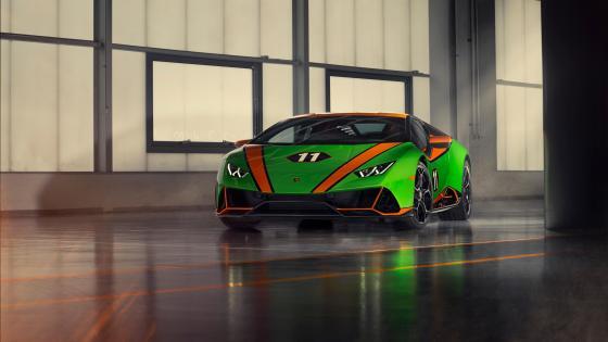 Lamborghini Huracan EVO GT wallpaper