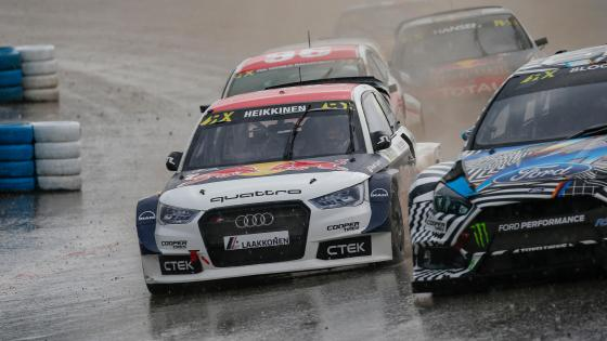 World RX of Argentina 2016 wallpaper