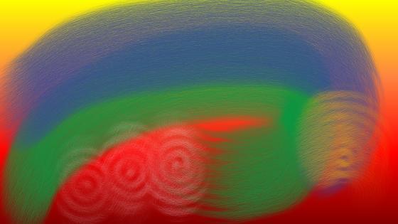 Spirals wallpaper