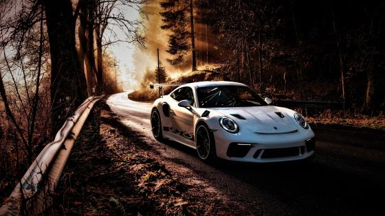 Porsche gt2rs wallpaper