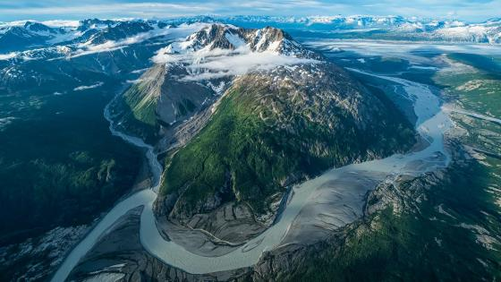Kluane National Park wallpaper