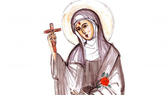 Saint Rita From Cascia wallpaper