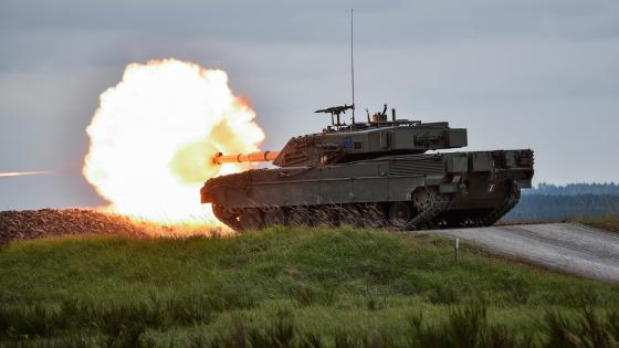 Ariete Tank at the Strong Europe Tank Challenge 2016 wallpaper