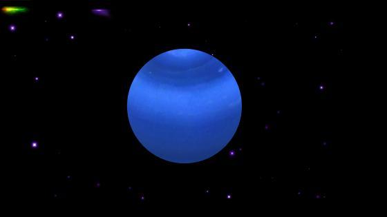 The beautiful Neptune wallpaper