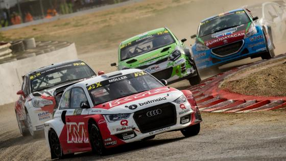 2017 FIA World Rallycross Championship Round 09 wallpaper