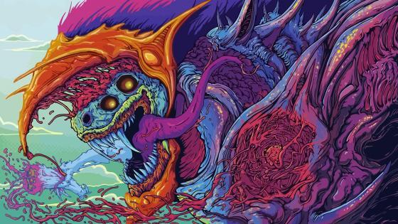 Hyper Beast wallpaper