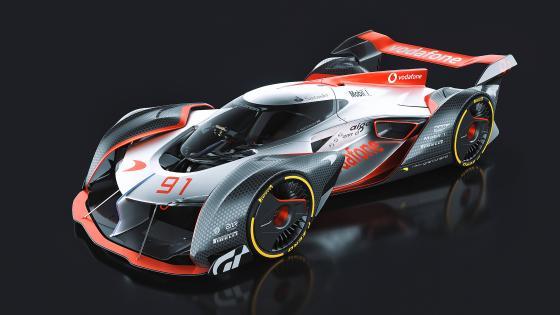 McLaren Ultimate Vision Gran Turismo wallpaper