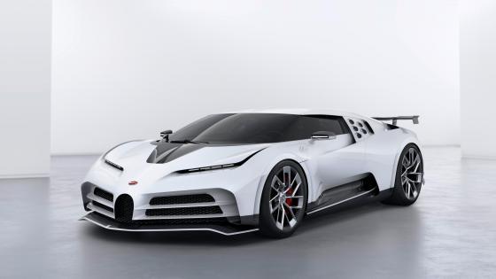 Bugatti Centodieci wallpaper