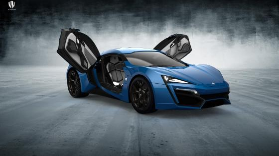 W Motors Lykan HyperSport 2020 Coupe wallpaper