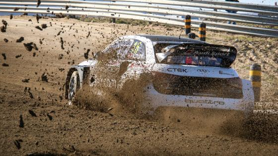 2nd Round of the 2017 FIA World Rallycross Championship in Montalegre wallpaper