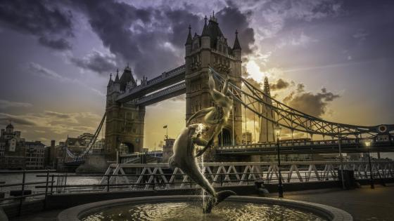 Tower Bridge, London wallpaper