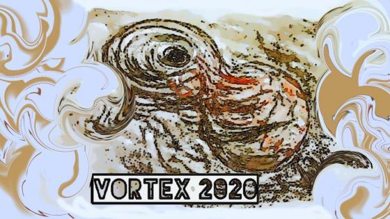 Vortex 2020. wallpaper