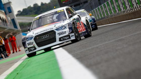 Anton Marklund''s Audi S1 wallpaper