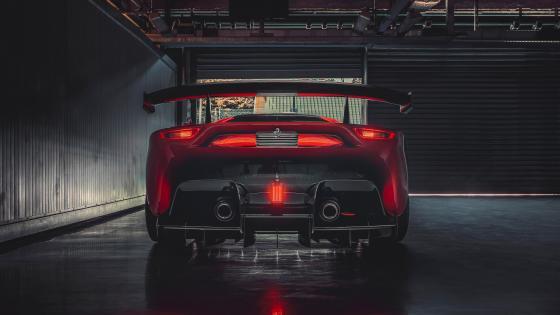 Ferrari P80C wallpaper