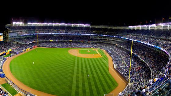 Yankee Stadium Panorama wallpaper