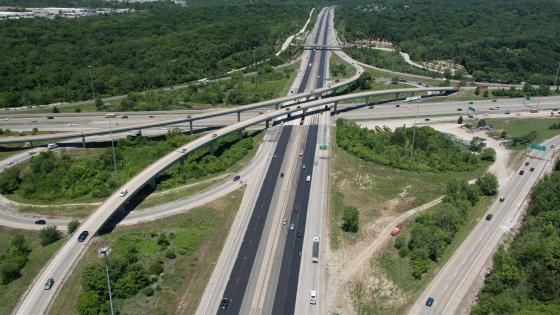 Interstate 44 & Interstate 270 wallpaper