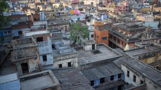 Varanasi, India wallpaper