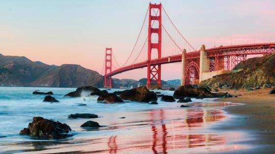 Golden Gate Bridge wallpaper