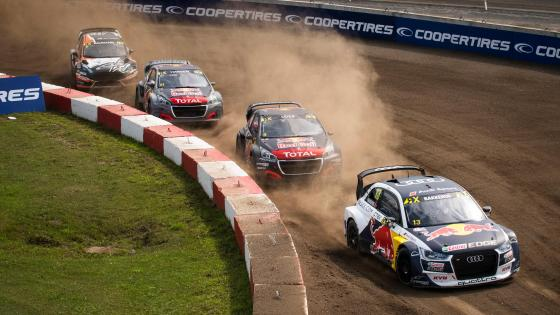 2018 FIA World Rallycross Championship Round 7 wallpaper