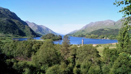 Glenfinnan Monument wallpaper