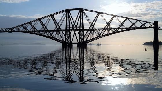 Forth Bridge, Scotland wallpaper
