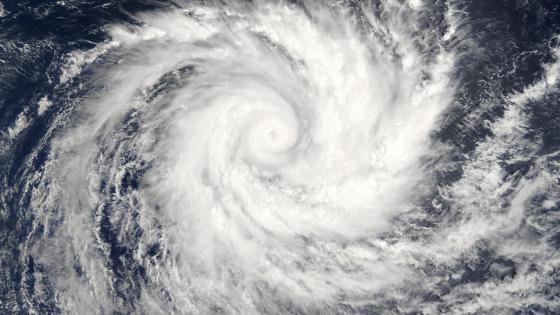 Tropical Cyclone Bento wallpaper