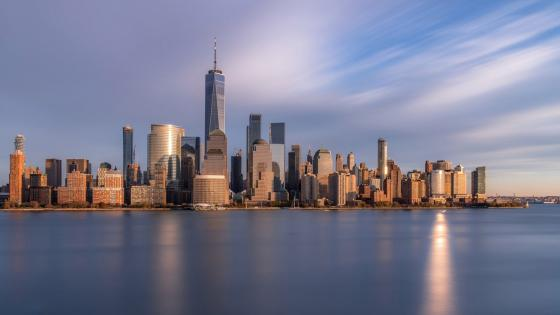 New York City cityscape wallpaper