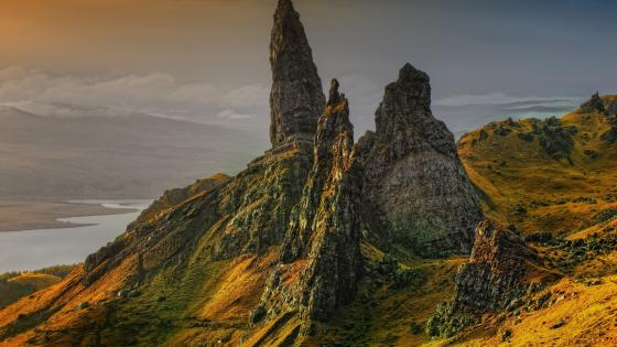 Storr wallpaper