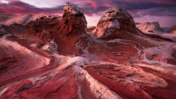 White Pocket (Vermilion Cliffs) wallpaper