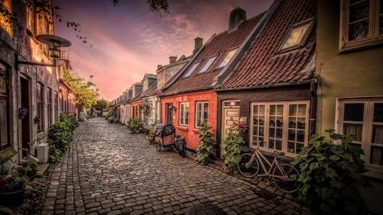 Aarhus wallpaper