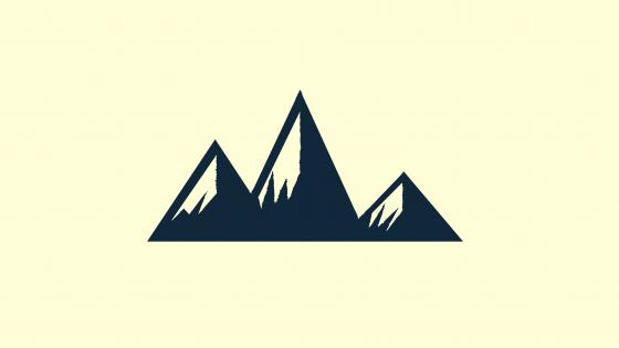 Flat Mountains wallpaper