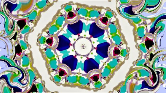 Kaléidoscope Multicolore2020 wallpaper