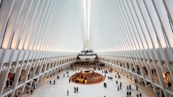 Westfield World Trade Center New York wallpaper