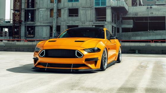 Ford Mustang GT wallpaper