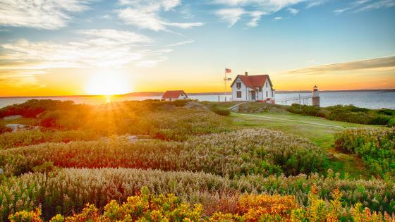 Cape Neddick wallpaper