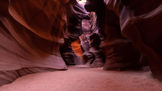 Antelope Canyon wallpaper