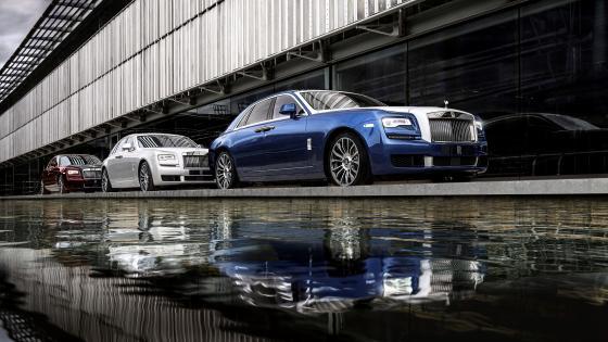 Rolls-Royce Ghost Zenith wallpaper