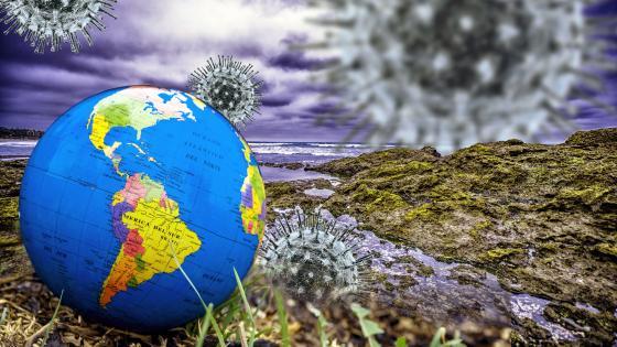 World Pandemic wallpaper