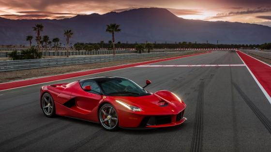 Ferrari LaFerrari wallpaper