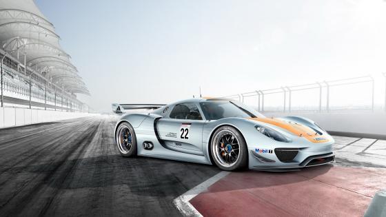 Porsche 918 Spyder RSR wallpaper