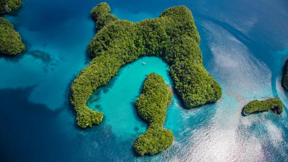 Palau (Caroline Islands) wallpaper