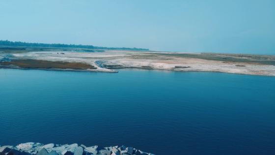 Jamuna River View wallpaper