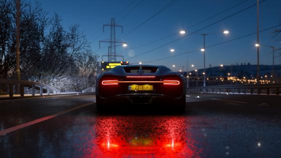 Bugatti Chiron 2017 wallpaper