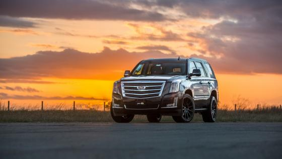 Escalade Super SUV wallpaper