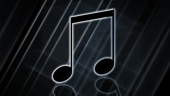 Wallpaper from music category