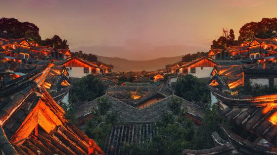 Lijiang wallpaper